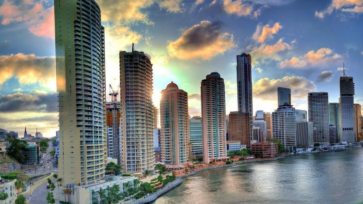 Brizbejn | Australijski gradovi