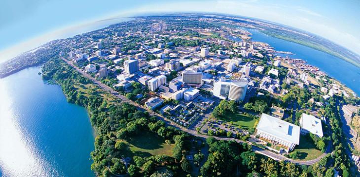 Severna Teritorija Australija | Australijske države