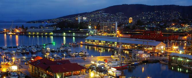Hobart Tasmanija | Australijski gradovi