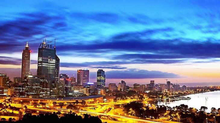 Pert | Australijski gradovi