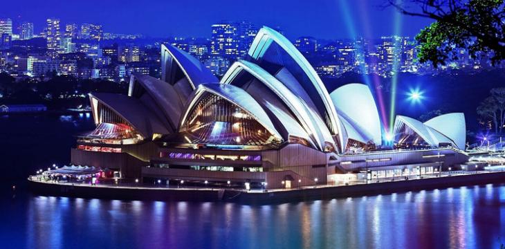 Sidnej | Australijski gradovi