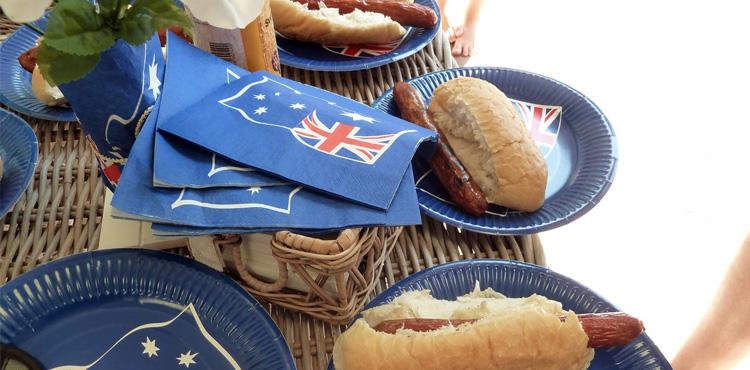 Dan Australije hrana