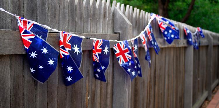 Zastava Australije