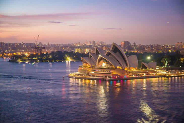 Sidnejska opera u Australiji