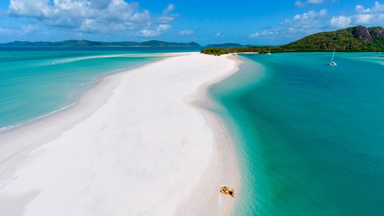 Whiteheaven beach - Najpopularnije plaže Australije