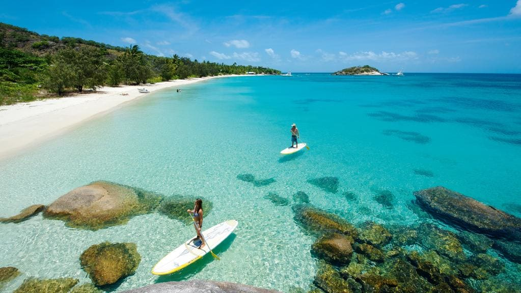 Lizard Island, Queensland - Burleigh Beach, Gold Coast - Najpopularnije plaže u Australiji