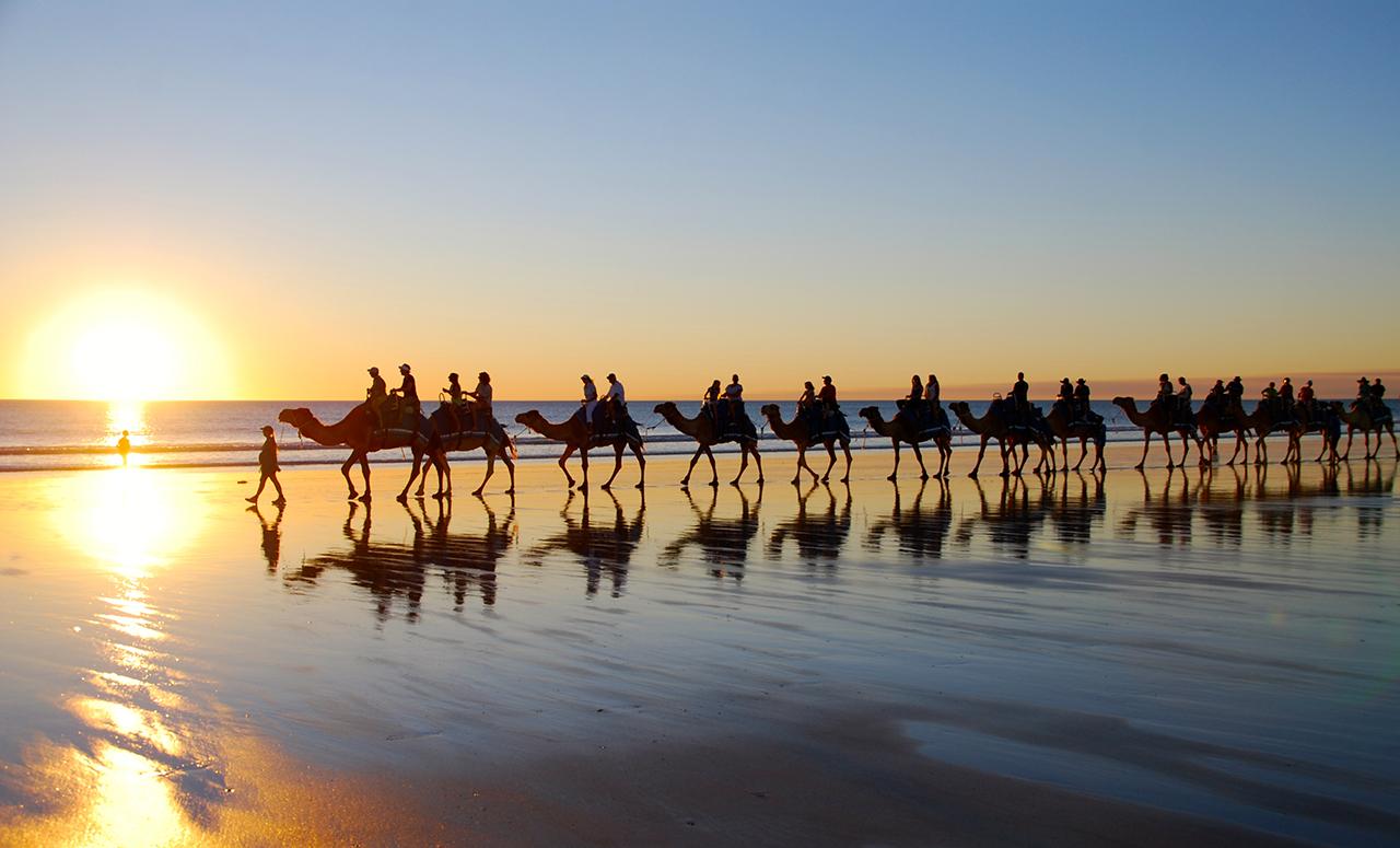 Cable Beach, Broome - Najpopularnije plaže Australije