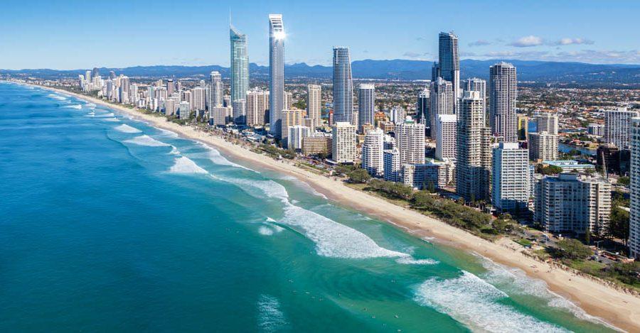 Surfers Paradise, Gold Coast - Najpopularnije plaže Australije