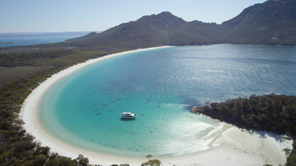 Wineglass Bay, Tasmania - Najpopularnije plaže Australije