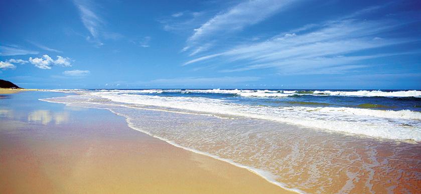 75 mile Beach, Fraser Island - Najpopularnije plaže u Australiji