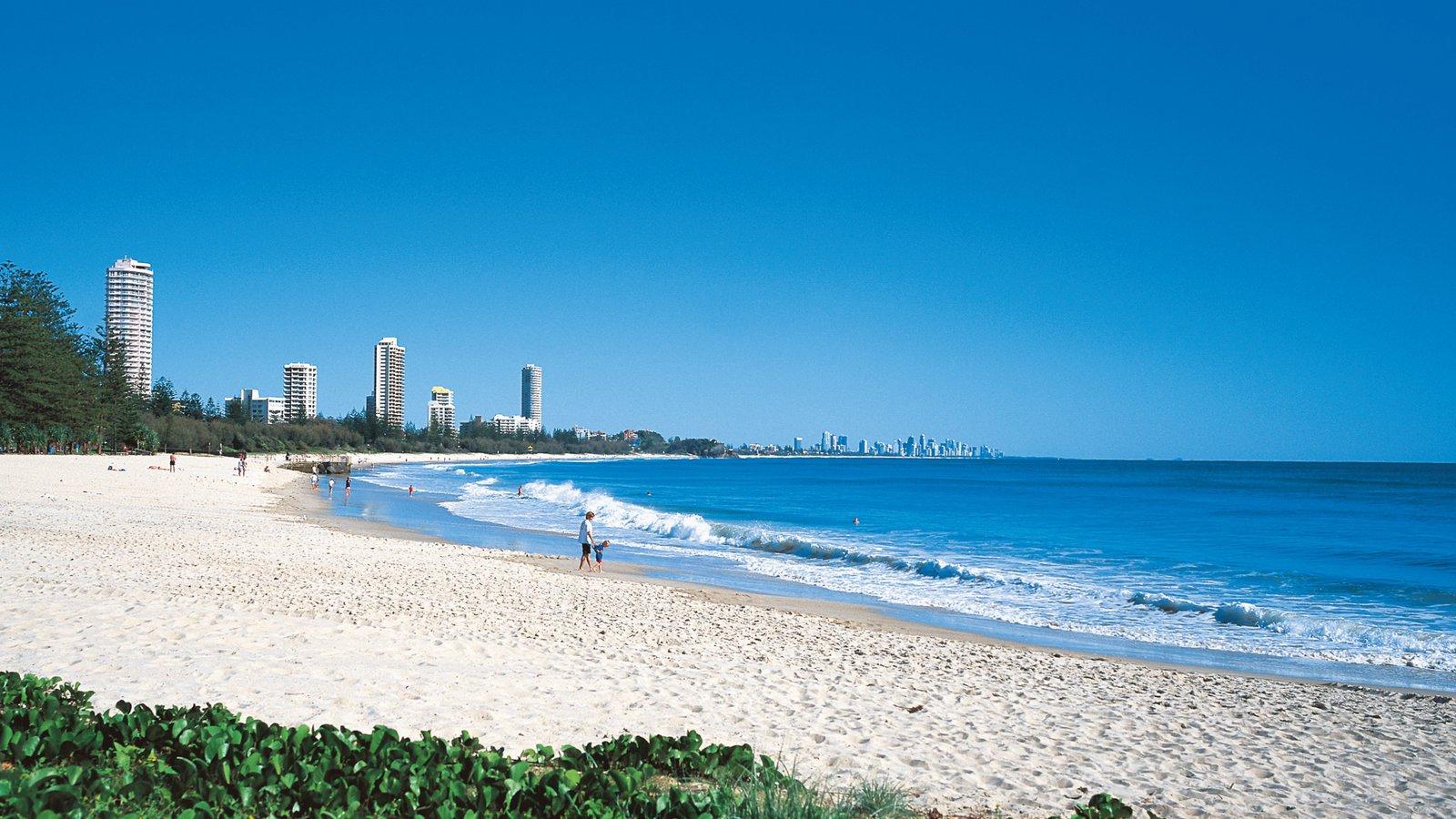 Burleigh Beach, Gold Coast - Najpopularnije plaže u Australiji