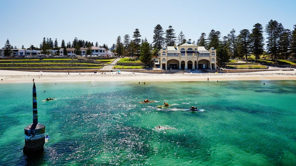 Cottesloe beach, Pert - Najpopularnije plaže u Australiji