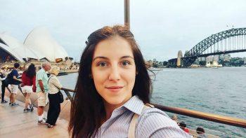 Intervju sa studentima u Australiji - Milena Aleksić