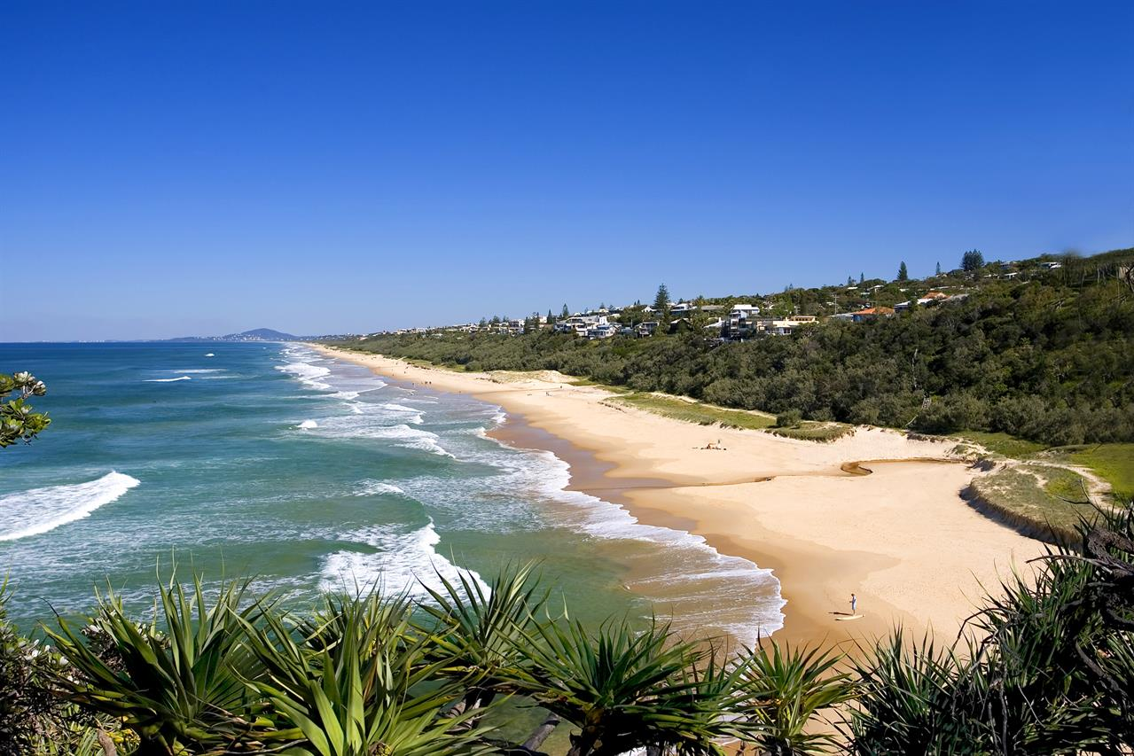 Sunshine Beach, Noosa - Najpopularnije plaže Australije
