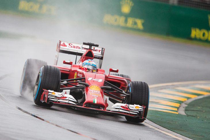 Formula 1 - Melburn, Australija