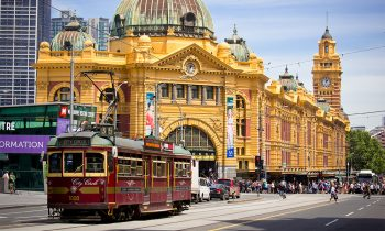 Javni prevoz u Australiji