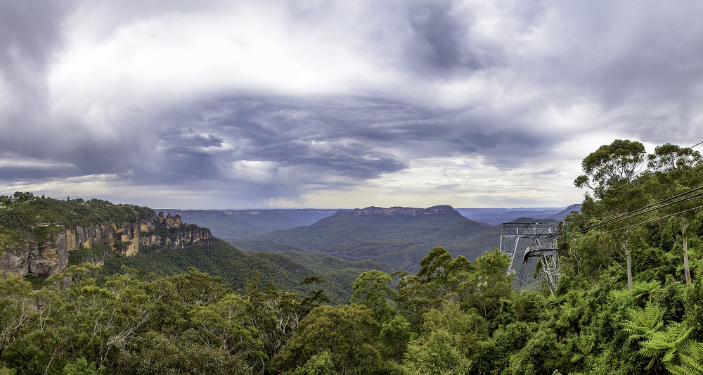 Blue Mountains - Australija