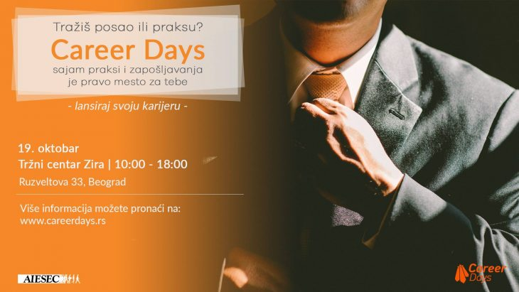 Career Days 2018 i Future Option agencija