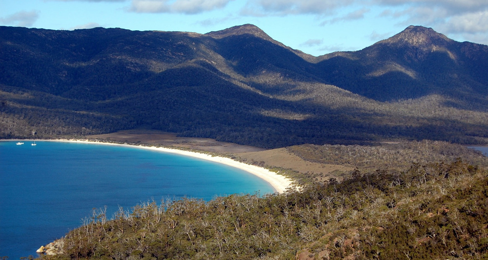 Wineglass bay Freycinet - Australija