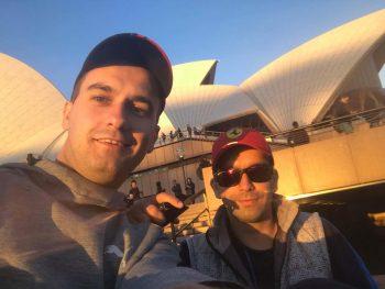 Moja priča o Australiji - Predrag Mitrovic