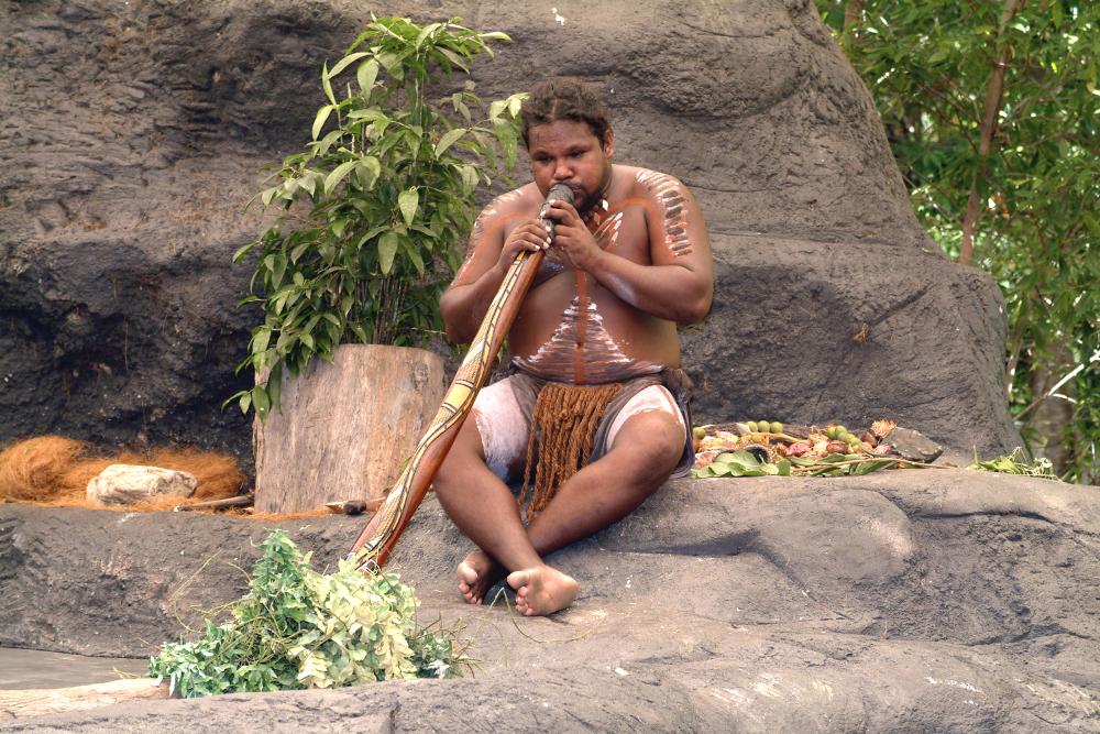 Aboridzini - Zivot u Australiji