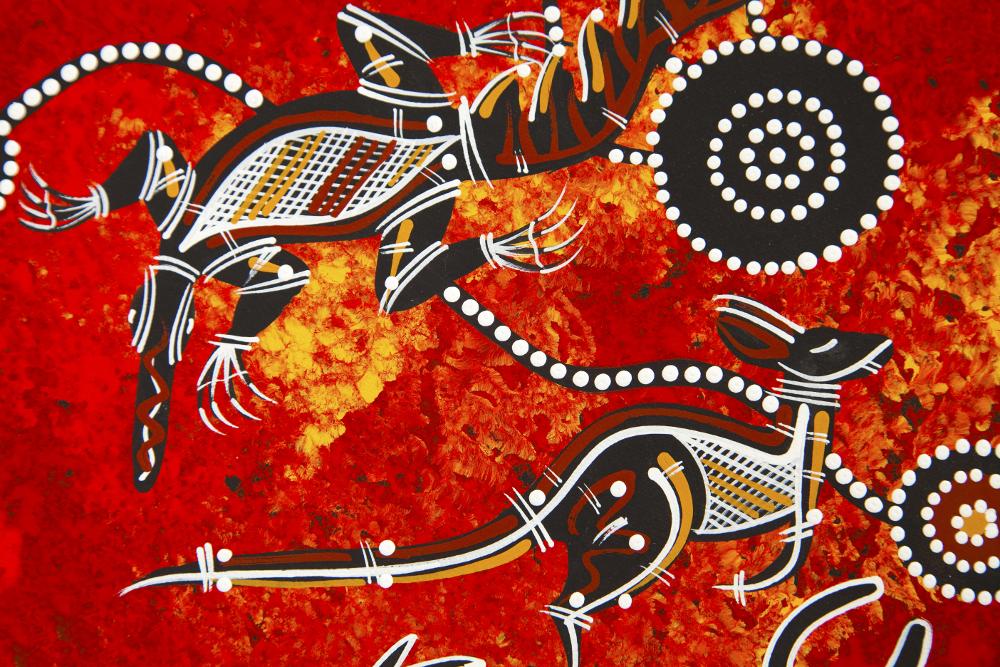 Aboridžinska umetnost - Australija