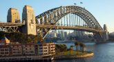 Sidnejski lučki most - Sydney Harbour Bridge