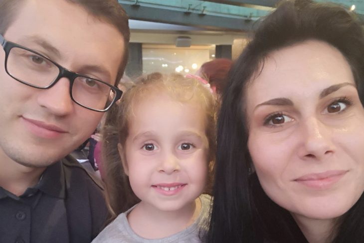 Apliciranje za partnersku vizu za Australiju - Natasa Bizumovic- BudiKengur