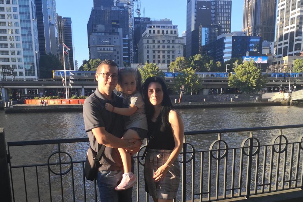 Partner viza za Australiju - Natasa Bizumovic - BudiKengur