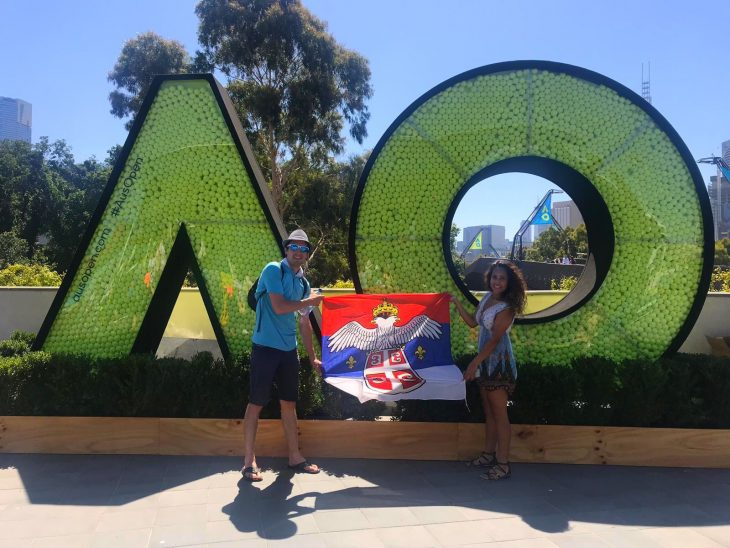 Naše iskustvo studija u Melburnu - Cynthia i Nikola