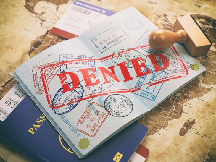 Odbijena studentska viza za Australiju