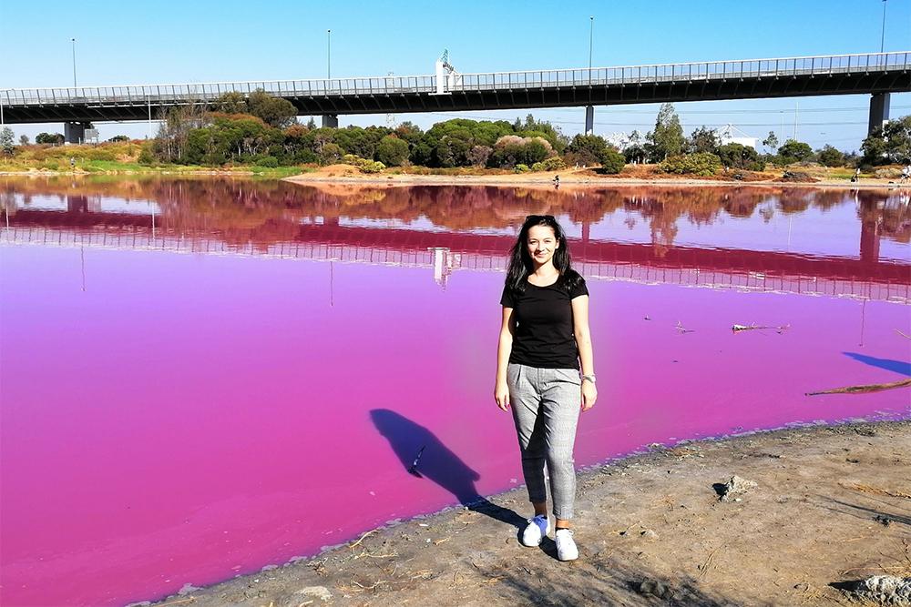 Putovanje u Australiju - Tanja Radman