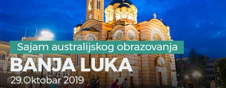 Sajam autralijskog obrazovanja 2019 - Banja Luka