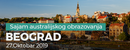 Sajam autralijskog obrazovanja 2019 - Beograd
