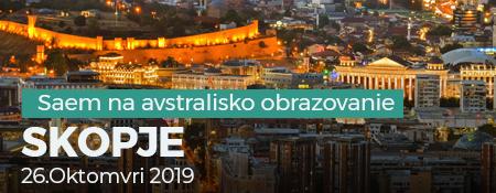 Saem na avstralisko obrazovanie 2019 - Skopje