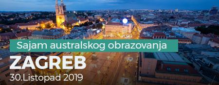 Sajam autralskog obrazovanja 2019 - Zagreb