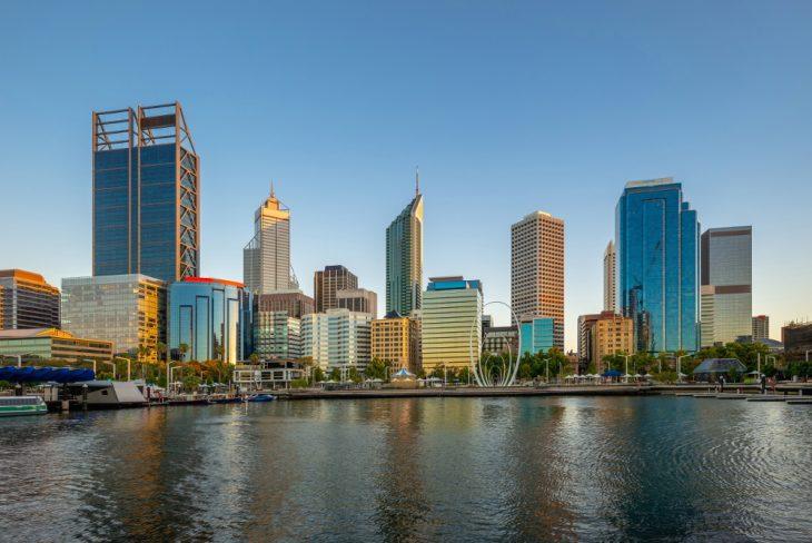 Proširena lista regionalnih gradova Australije