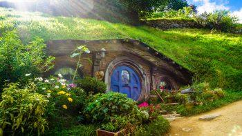 Hobbiton - Turistička atrakcija za ljubitelje filma Gospodar prstenova
