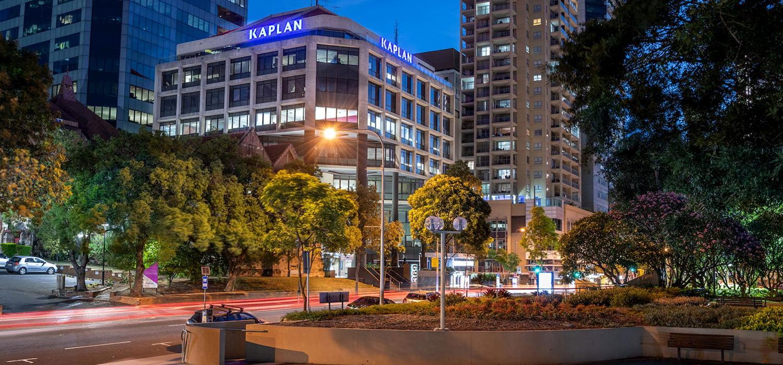 Kaplan Business School